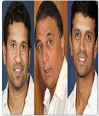 Three Best Batsmen of Indian Cricket