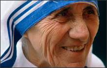 Mother Teresa; Incarnation of Love and Peace