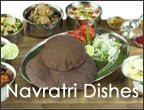 Navratri-Dishes