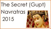 Secret (Gupt) Navratras