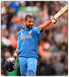 Shikhar Dhawan Proved Saviour for India