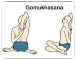 A Yoga Posture for Strengthening the Knees