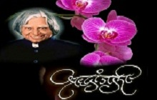 A Tribute to the Pious Soul of Dr. A.P.J. Abdul Kalam