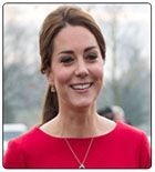Kate Middleton was born during a Total Lunar Eclipse