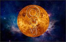Venus Moving Into Cancer on 12th Feb 2016