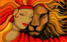 Venus Moving Into Leo on 5th July 2015