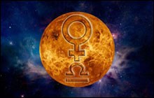 Venus Moving Into Libra on 30th November 2015