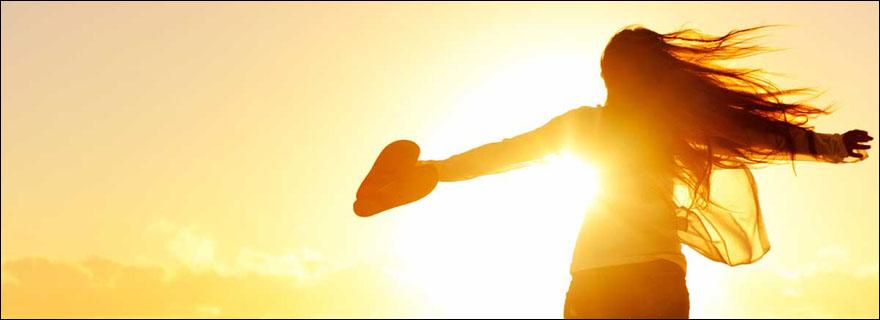 Healing with Sun rays