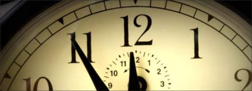 place clocks according to architecture vaastu