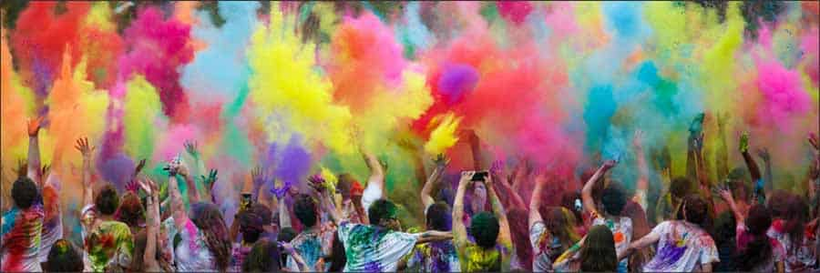 Bring Colour to your Life