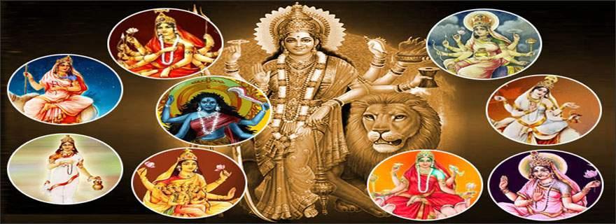 9-Avatars and Goddess Durga