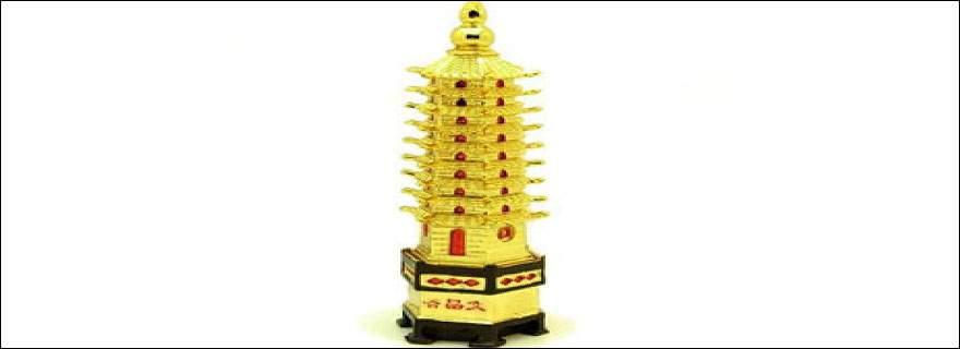 Pagoda-Tower