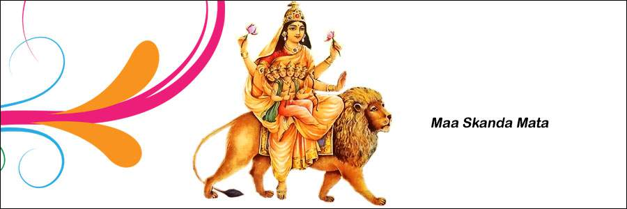 Skanda Mata Fifth day of Navratri