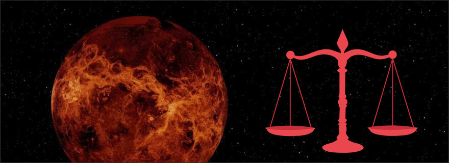 Venus Transits Libra