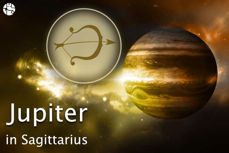 Transit of Jupiter in Sagittarius
